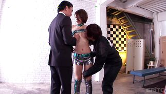 Darling is dazzling and adores riding a pulsating dick