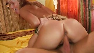Lascivious chick Katja I had sex with stud in many different positions